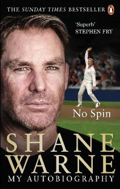 No Spin: My Autobiography - Shane Warne