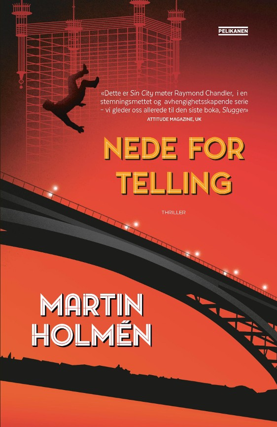 Nede for telling - Martin Holmén