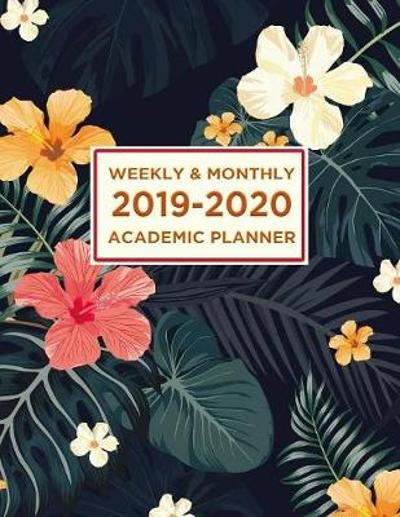 2019-2020 Academic Planner - Smile Publishers