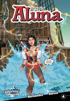 World of Aluna #4 - Antonio Hernandez