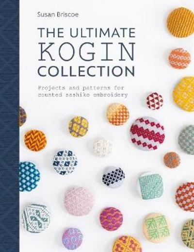 The Ultimate Kogin Collection - Susan Briscoe