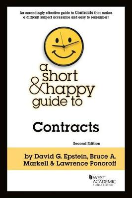 A Short and Happy Guide to Contracts - David G. Epstein