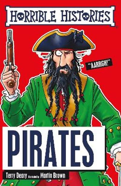 Pirates - Terry Deary