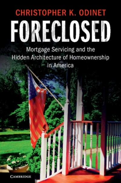 Foreclosed - Christopher K. Odinet
