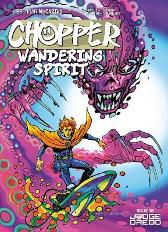 Chopper: Wandering Spirit - Al Ewing Rob Williams Brendan McCarthy David Bailie T.C. Eglington