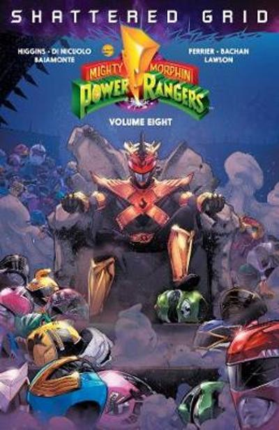 Mighty Morphin Power Rangers Vol. 8 - Kyle Higgins