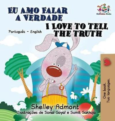 I Love to Tell the Truth - Shelley Admont