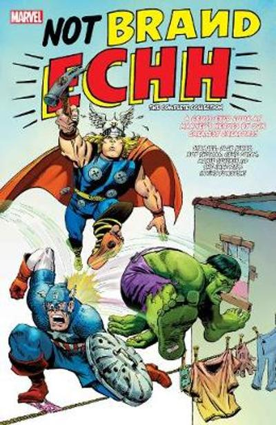 Not Brand Echh: The Complete Collection - Marvel Comics
