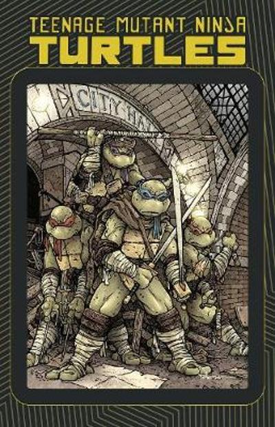Teenage Mutant Ninja Turtles - Paul Allor