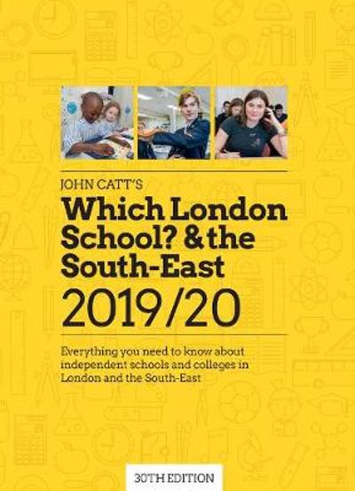 Which London School? & the South-East 2019/20 - Jonathan Barnes