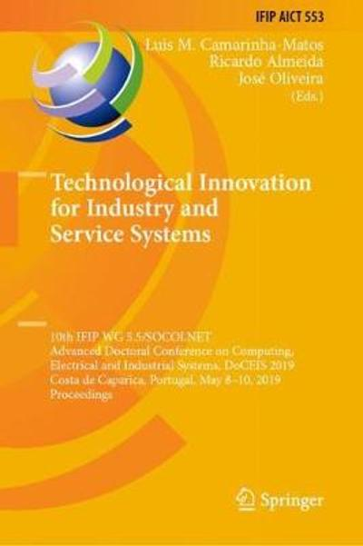 Technological Innovation for Industry and Service Systems - Luis M. Camarinha-Matos