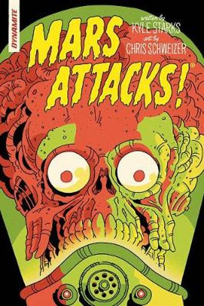 MARS ATTACKS - Kyle Starks
