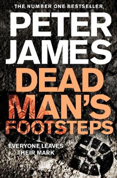 Dead Man's Footsteps - Peter James