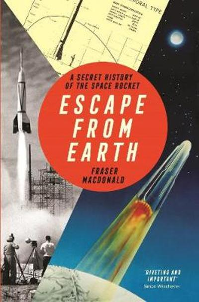 Escape from Earth - Fraser MacDonald