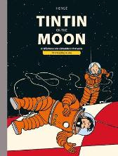 Tintin Moon Bindup - Herge
