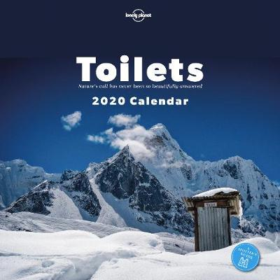 Toilets Calendar 2020 - Lonely Planet