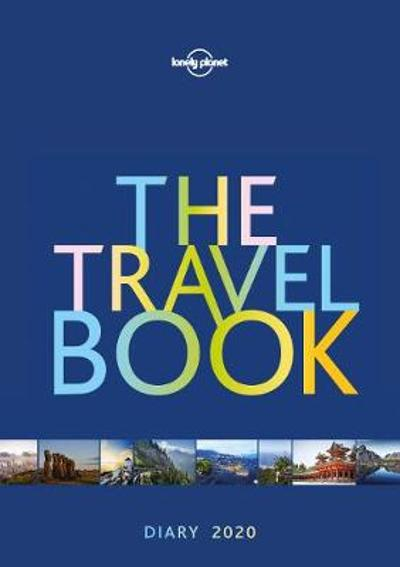 The Travel Book Diary 2020 - Lonely Planet