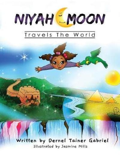 Niyah Moon Travels The World - Dernel Tainer Gabriel