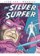 Silver Surfer: Parable 30th Anniversary Oversized Edition - Stan Lee Moebius
