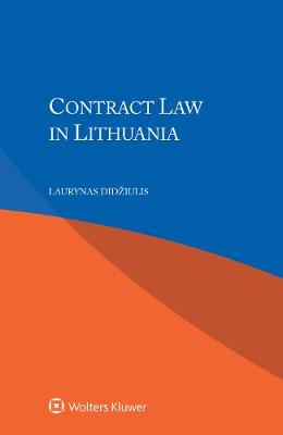 Contract Law in Lithuania - Laurynas Didziulis