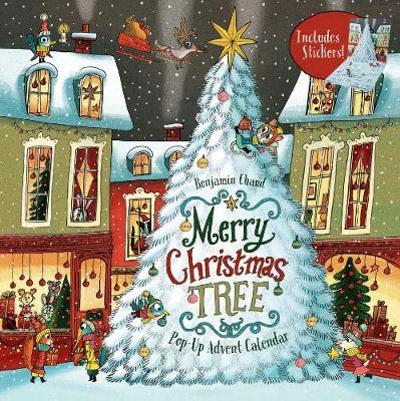 Merry Christmas Tree - Benjamin Chaud