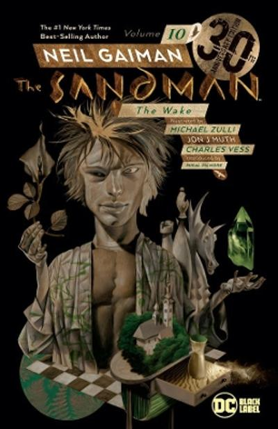 Sandman Volume 10: The Wake 30th Anniversary Edition - Neil Gaiman