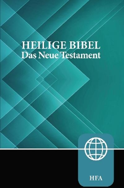 Hoffnung fur Alle: German New Testament, Paperback - Zondervan