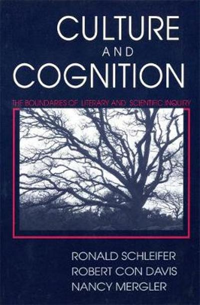 Culture and Cognition - Ronald Schleifer