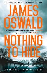 Nothing to Hide - James Oswald