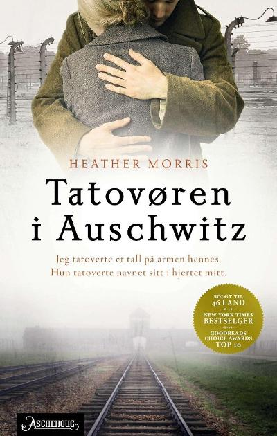 Tatovøren i Auschwitz - Heather Morris