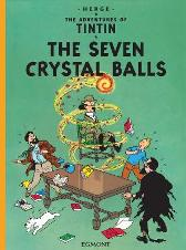The Seven Crystal Balls - Herge
