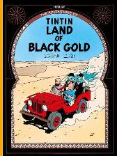 Land of Black Gold - Herge