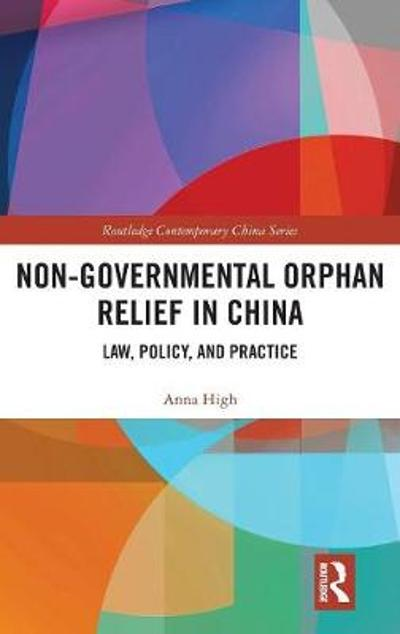 Non-Governmental Orphan Relief in China - Anna High