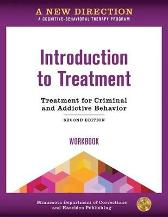 A New Direction: Introduction to Treatment Workbook - Minnesota Department of Corrections & Hazelden Publishing