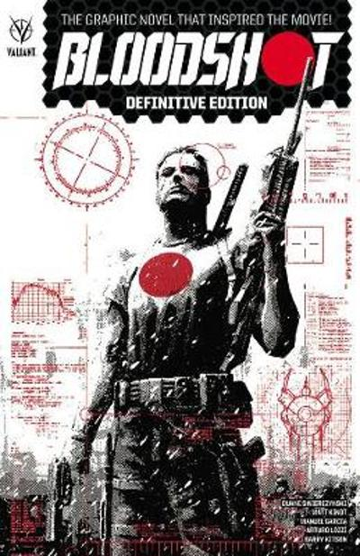 Bloodshot Definitive Edition - Duane Swierczynski