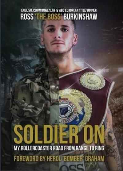 Soldier On - Ross Burkinshaw