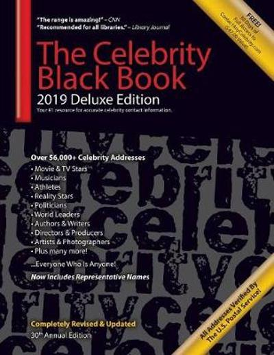 The Celebrity Black Book 2019 (Deluxe Edition) - Jordan McAuley