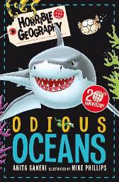 Odious Oceans - Anita Ganeri Mike Phillips
