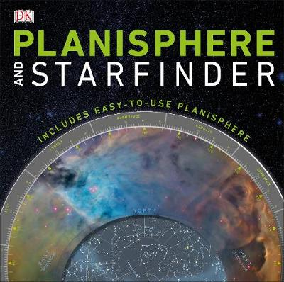 Planisphere and Starfinder - Carole Stott