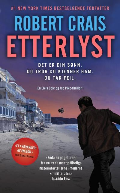 Etterlyst - Robert Crais