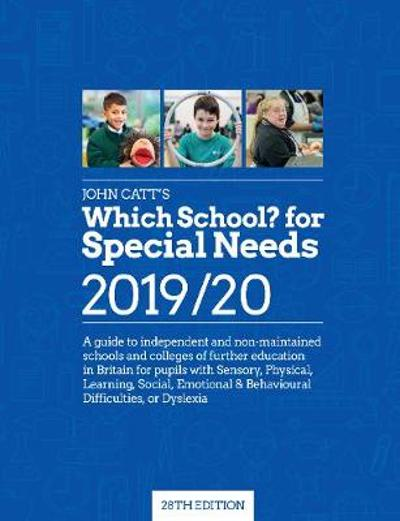 Which School? for Special Needs 2019/20 - Jonathan Barnes