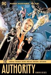 The Authority Omnibus - Warren Ellis Bryan Hitch