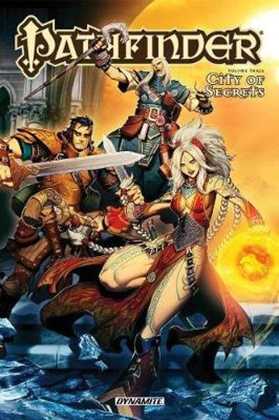 Pathfinder Volume 3: City of Secrets TPB - Jim Zub