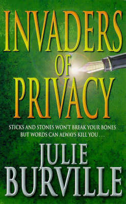 Invaders of Privacy - Julie Burville