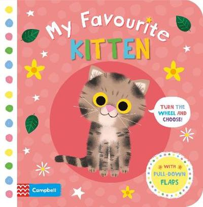 My Favourite Kitten - Campbell Books