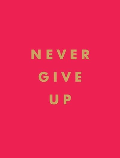 Never Give Up - Summersdale Publishers