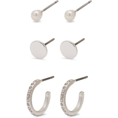 Triple Earrings Set - Pilgrim