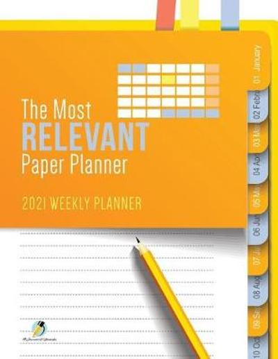The Most Relevant Paper Planner - Journals and Notebooks
