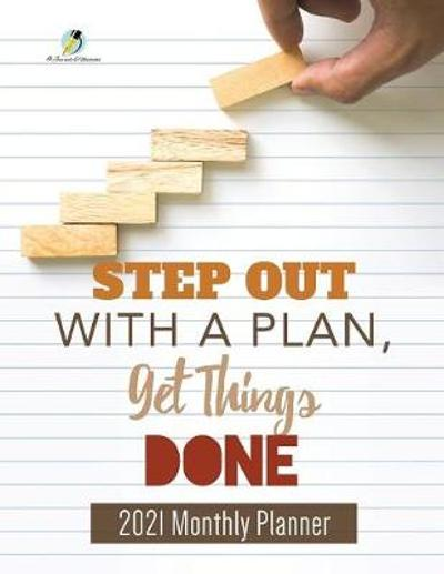 Step Out with a Plan, Get Things Done - Journals and Notebooks