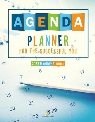 Agenda Planner for the Successful You - Journals and Notebooks